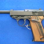 Walther p1 in 9x21