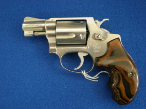 Smith& wesson mod 60